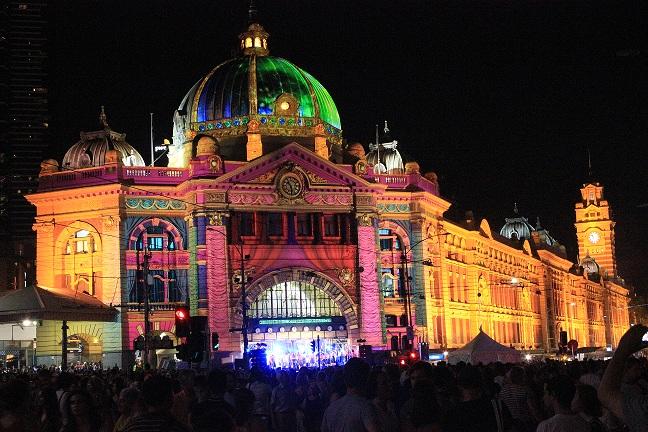 Melbourne calendar of events