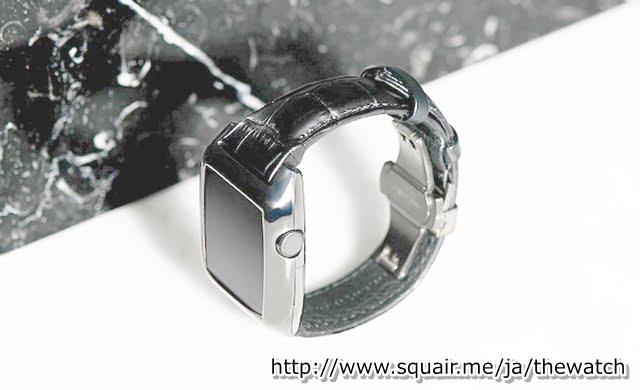 The Watchアップルウォッチケース