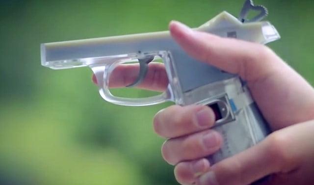 スマート拳銃 アメリカの学生が開発