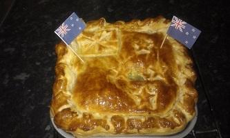 ニュージーランドのパイ