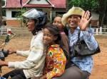 カンボジアの良さを伝える
