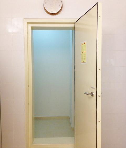 シンガポールのBomb Shelter