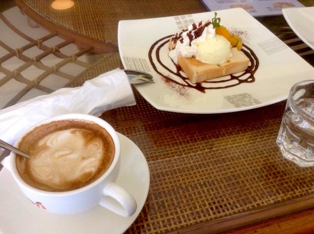 カンボジアのコーヒー