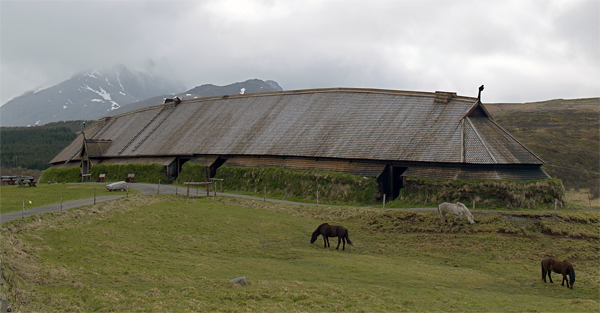 The Norse Longhouse
