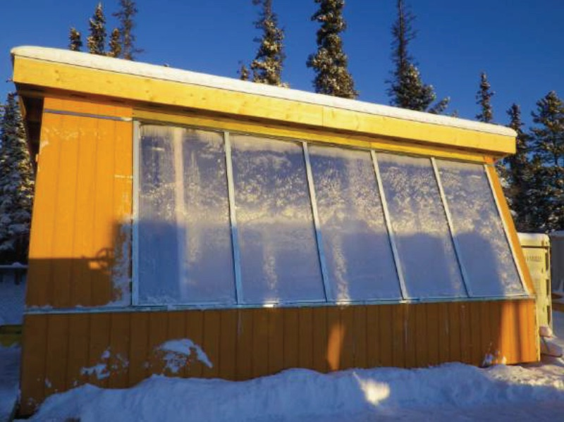 Northern Greenhouse Research Project