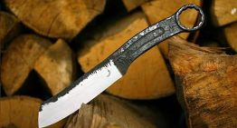 How To Turn an Old Wrench into a Beautiful Knife