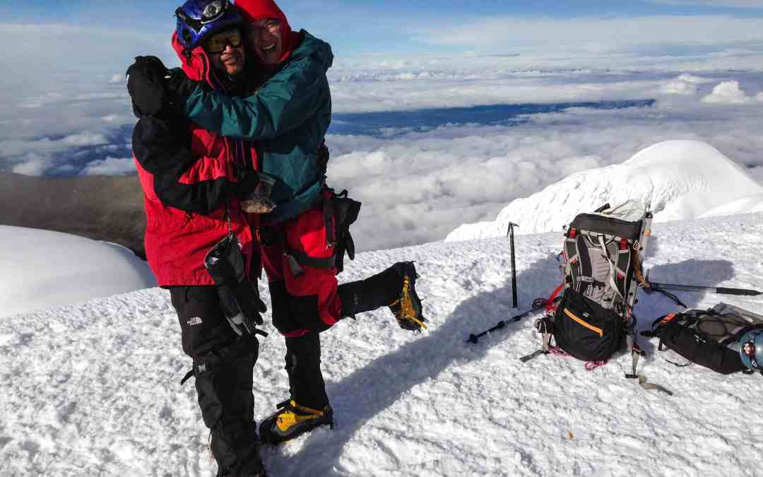 Climbing Cotopaxi: Summiting one of the world's highest Volcanoes