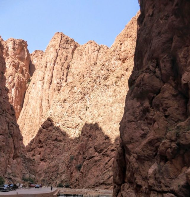 Todra gorge cropped