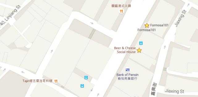accomodation google maps