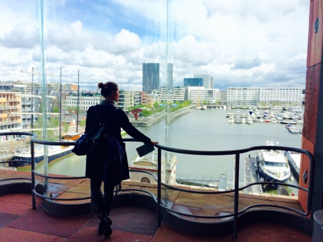 Harbour Antwerp