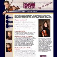 Castle Rock Violin Academy