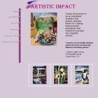 Artistic Impact