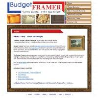 Budget Framer