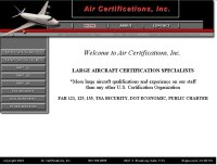 Air Certifications, Inc
