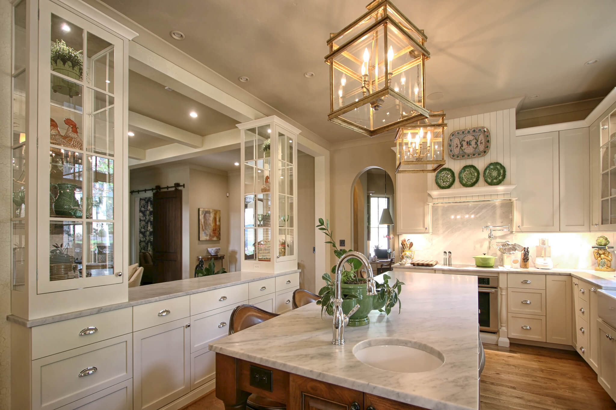 browse by style high end kitchen cabinets Transitional Style