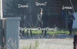 The Walking Dead 6ª Temporada: Jesus foi visto no set?