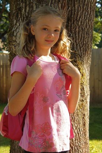 1st grade girls nighties