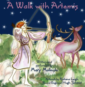 A Walk with Artemis Guided Meditation