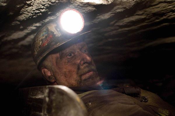 Coal mining in West Virginia
