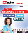 Buchcover Erfolgreiches Social Media Marketing