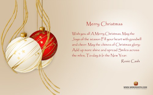 Medium Of Holiday Wishes Quotes
