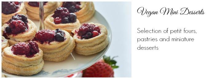 How to serve a vegan afternoon tea at home! | WallflowerGirl.co.uk #vegan
