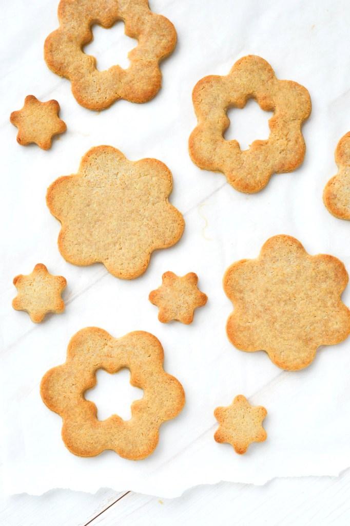 Lemon Curd Sandiwch Cookies {Vegan, Grain-free}