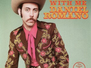 Daniel Romano - Come Cry With Me (2013). LP review by Scott Fraser