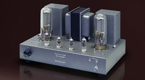 Sun Valley 211/845 SET Tube Amp Kit from Japan