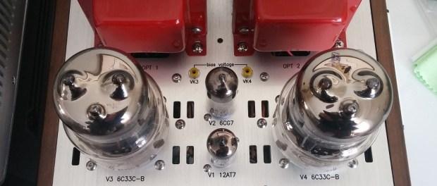 Review: Fluxion AV-7 Single-Ended 6C33C Amplifier