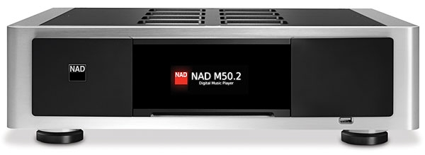 Upcoming Review:  NAD 50.2 Digital Music Player