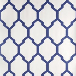 Small Crop Of Blue And White Wallpaper