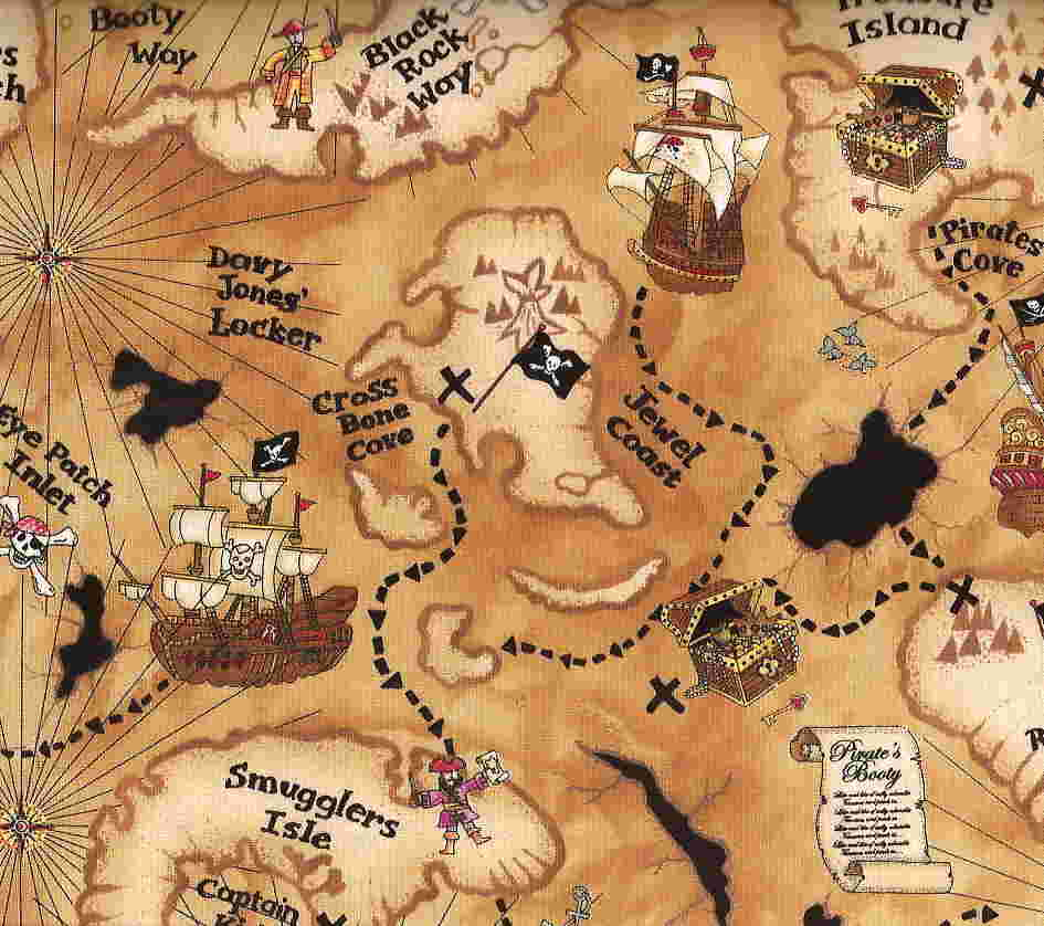 Treasure Map Wallpapers Group  58   Make a treasure map