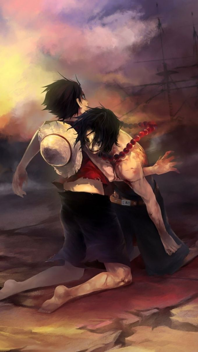 Portgas D Ace Wallpapers Group 87 Wallpaper One Piece