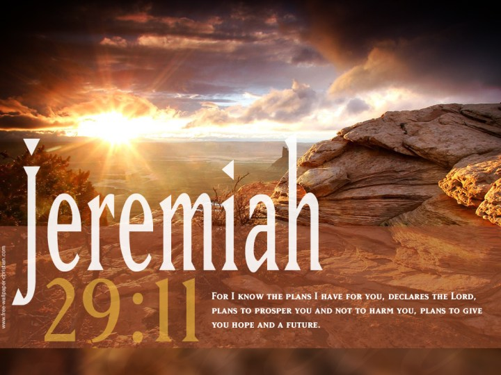 Bible Verse Jeremiah 29 11.9 Nice Happy New Year Text Messages 2014