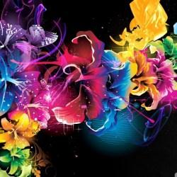 Colorful Flowers ❤ 4k Hd Desktop Wallpaper for 4k Ultra Hd Tv