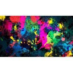 Small Crop Of Paint Splatter Wallpaper