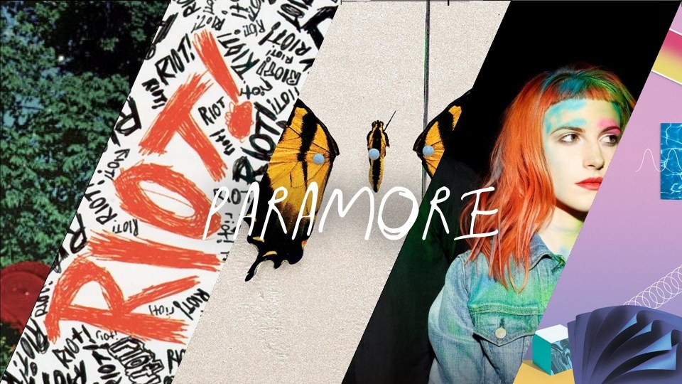 Paramore Wallpapers 2018 1