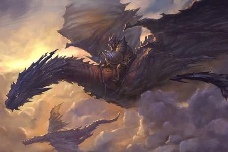 33394 artwork dragon fantasy art concept art