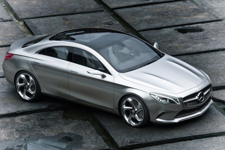 48189 mercedes style coupe concept cars