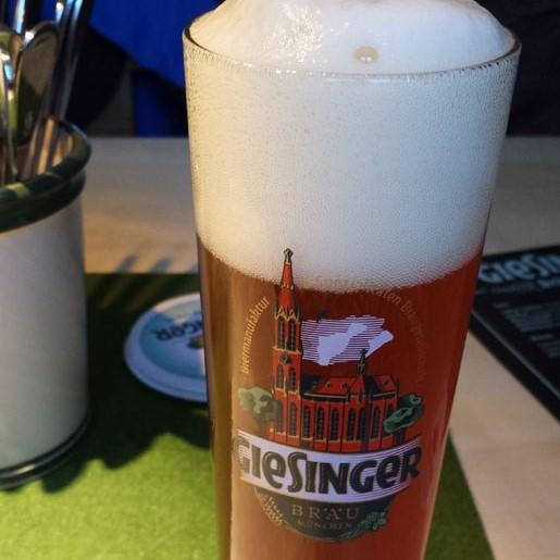 Die totale Erhellung - das Giesinger Bräustüberl in München-Ost