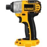 More about   DEWALT Bare-Tool  DC825B  1/4-Inch 18-Volt Cordless Impact Driver