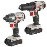Review:  PORTER-CABLE PCCK604L2 20V Max Lithium Ion 2-Tool Combo Kit