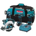 Discount:  Makita LXT405 18-Volt LXT Lithium-Ion Cordless Combo Kit, 4-Piece