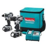 Discounted:  Makita LCT200W 18-Volt Compact Lithium-Ion Cordless 2-Piece Combo Kit