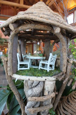Staggering Fairy Gardens Artificial Miniature Trees Tree House Fairy Tree House Fairy Gardens Walnuts N Pears Tiny Trees Fairy Gardens