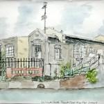St Pancras Lockeepers House
