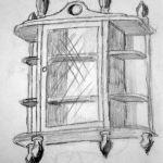 Display Cabinet. 19880913