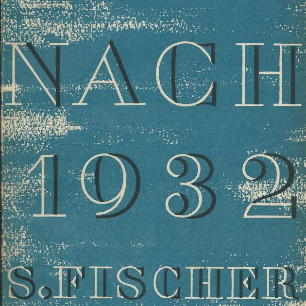 Almanach 1932