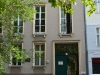 In der Derfflingerstraße 21 wuchs Walter Mehrings Freund Paul Citroen auf